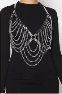 Sexy Beautiful Women's Chain Link Adjustable Body Jewelry   eBay