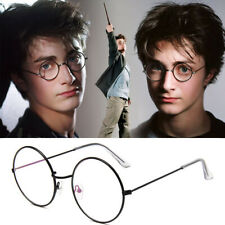 3900882548 item 3 Metal frame round wizard glass clear lens Costume cosplay Harry  Potter Glasses -Metal frame round wizard glass clear lens Costume cosplay  Harry ...