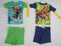 Skylanders Swap Force Boy's 2 Cotton Sleepwear Sets (4 Pc Set) Size: 4 $36.00