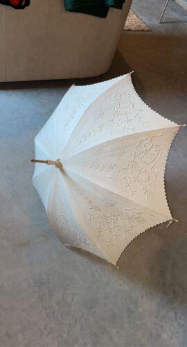 antique vintage umbrella parasol