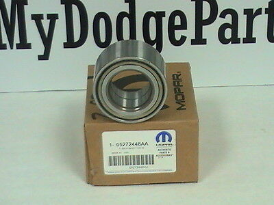 Wheel hub bearing 5272448aa PT Cruiser 02-10 Neon 02-05 OEM Mopar