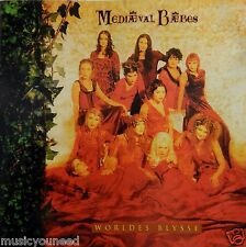 Mediaeval Baebes - Worldes Blysse (CD 1998 Virgin) VG++ 9/10