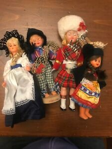 Large-Lot-of-Ethnic-Dolls-Portugal-British