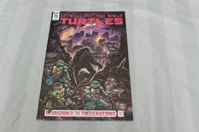 IDW Teenage Mutant Ninja Turtles  #79 Comic