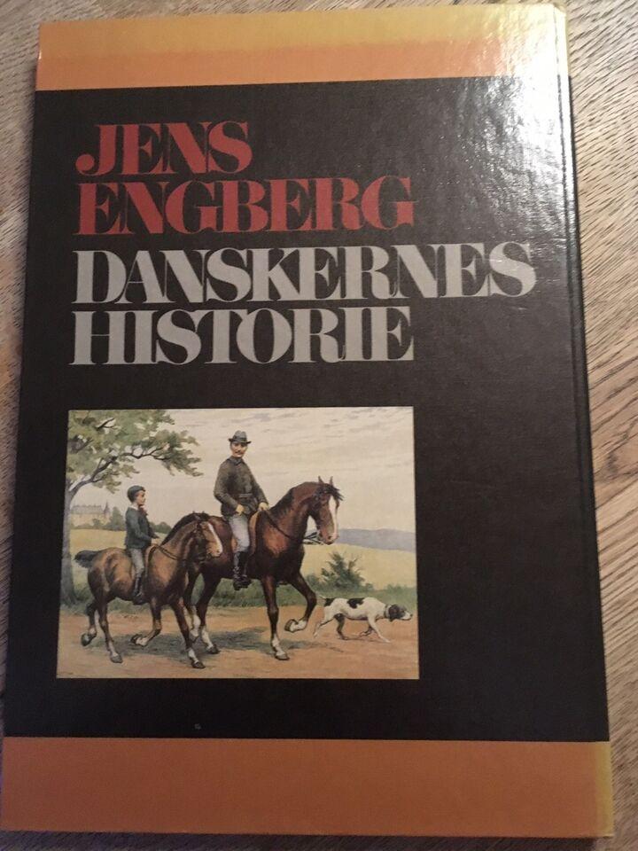Danskernes historie, Jens Engberg, emne: historie og