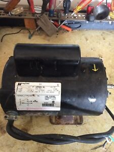 Featured Products Magnetek 230V 4HP Industrial Motor New