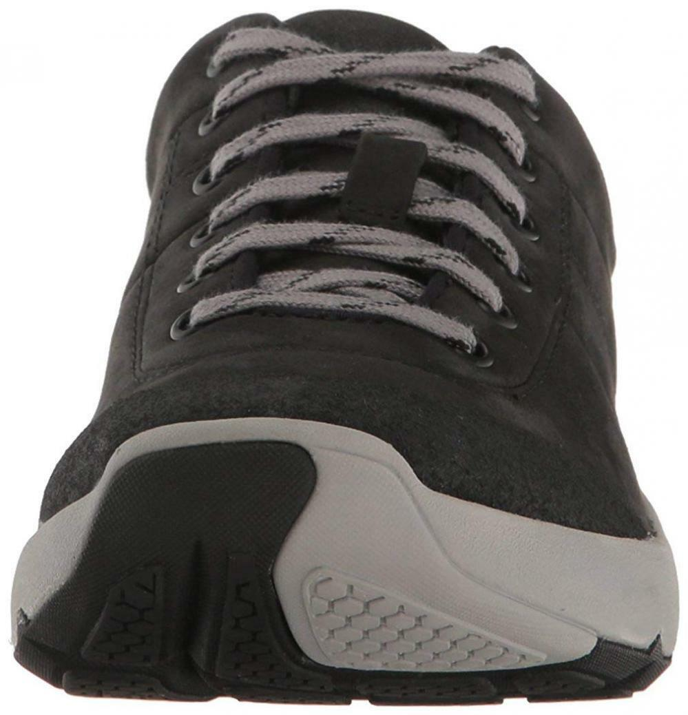 Clarks Donna Walking Wave Andes Walking Donna Shoe Nubuck Waterproof Casual Comfort Sneaker 78a66d