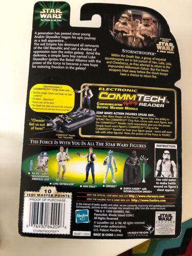STAR Wars Potere della Forza commtech Stormtrooper