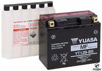 Yamaha 2001-2007 Xt225 Yuasa High Performance Battery