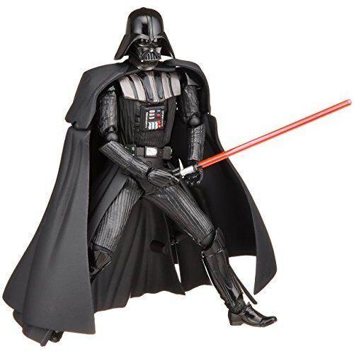 Kaiyodo Star Wars Revo Revoltech Series No 001 Darth Vader Figure Japan