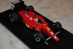 Ferrari F.1 / 89 -1/43 Construit Hongrie 1989 - apprivoisés