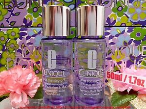 SALE-CLINIQUE-Take-The-Day-Off-Make-Up-Remover-50MLX2-034-POST-FREE-034-w-Track