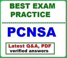 Palo Alto Networks Certified Cybersecurity Associate Exam PCCSA Test QA PDF+SIM
