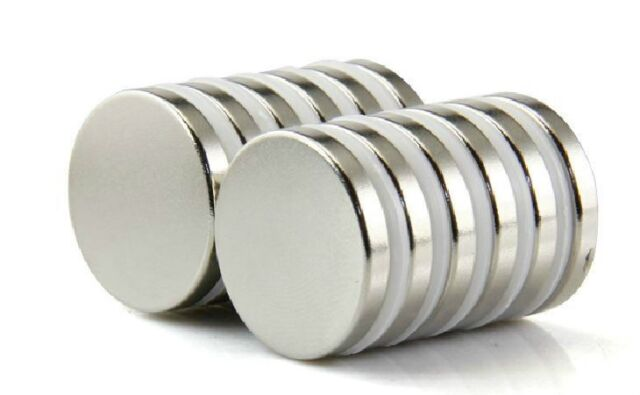 5pc Super Strong Disc Rare-Earth Neodymium Magnets Magnet 20mm x 3mm N50