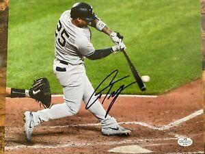 Gleyber-Torres-Signed-Autographed-8x10-Photo-New-York-Yankees-COA