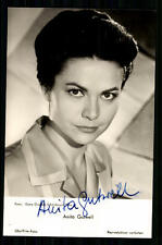 Anita Gutwell UFA Verlag Autogrammkarte Original Signiert ## BC 12413