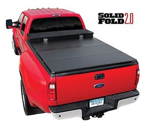Extang Solid Fold 2 0 Hard Folding Tonneau Cover With Toolbox 6 7