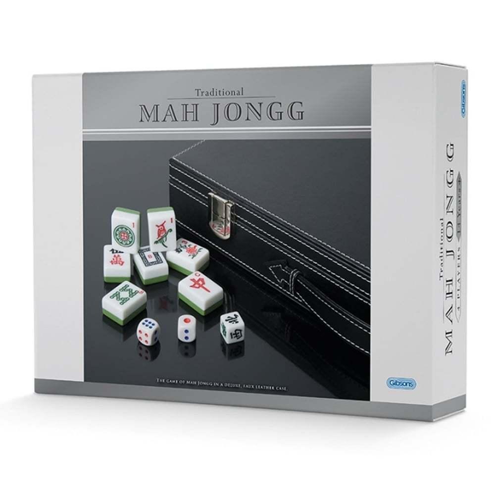 Gibsons Deluxe Mah Jongg Set