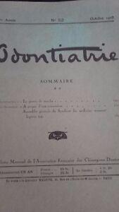 Revista-Mensual-Odontiatrie-N-52-5-Eme-Annee-1928-ABE