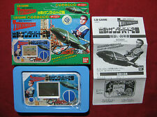 Bandai Thunderbirds LSI Hand Held Game Electronic Gerry Anderson Watch