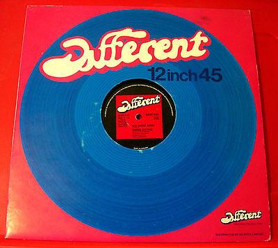 "Richard Austrian Blue Danube Boogie 12"" UK ORIG 1978 Different b/w Pt.2 VINYL"