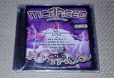 RARE MC Breed Presents The Thugz Vol. 1 1999 Album CD Hip-Hop Rap Power Records