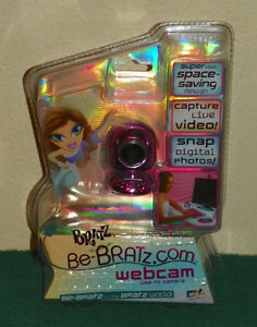 mga entertainment bratz be bratz web cam pc camera new rh ebay com