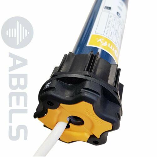 SOMFY Ilmo 2 WT 15//17 vollelektronischer Rollladenmotor Plug /& Play *NEU*