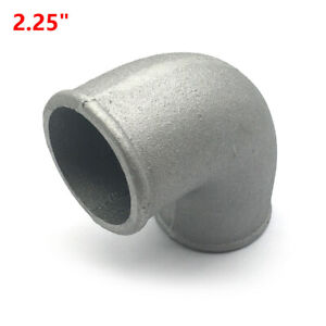 2 Inch Cast Aluminium Elbow Pipe Intercooler 90 Degree Turbo Tight Bend For BMW