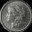 1898-O Morgan Silver Dollar Brilliant Uncirculated BU
