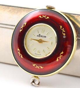 Vintage Lady Nelson Damen Anhängeruhr Kettenuhr swiss made pedant watch - Köln, Deutschland - Vintage Lady Nelson Damen Anhängeruhr Kettenuhr swiss made pedant watch - Köln, Deutschland