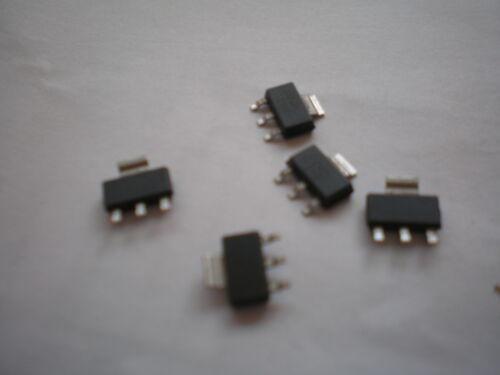 ZVN4424GTA Trans Mosfet N-ch 240V 0.5A Paquete de 5 Z618