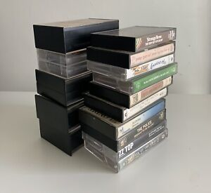 Cassette Tape Classic Pop Rock Plus Double Albums Bundle Job Lot X 20