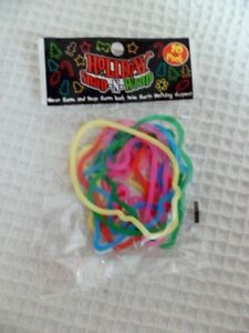 Stocking Stuffer Gift Holiday Long Arm Hanging Plushes Toy Boys//Girls Lot of 2
