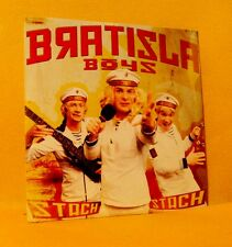Cardsleeve single CD Bratisla Boys Stach Stach 4 TR 2002 Euro House SEALED !