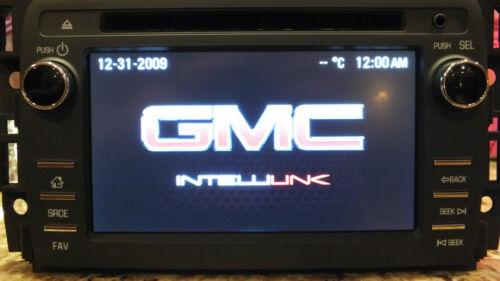 2013-17 GM Mylink//Intellilink Acadia//Traverse//Enclave BT stream Vin programming