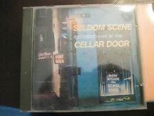 Live at the Cellar Door by The Seldom Scene (Bluegrass) (CD, Jan-2003, Rebel)