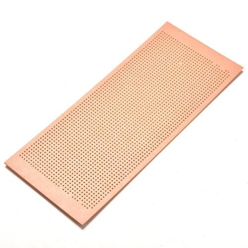 10X DIY Prototype Paper PCB Universal Experiment MatrixCircuit Board8.5x20cmPVCA