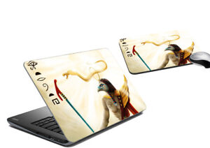 Egyptian-Laptop-Skin-And-Mouse-Pad-Protection-Sticker-Cover-Vinyl-Skin-Decal