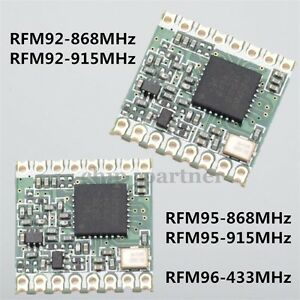 LoRa-TM-Ultra-Wireless-Transceiver-Module-FSK-868MHz-915MHz-433MHz-RFM95-RFM96