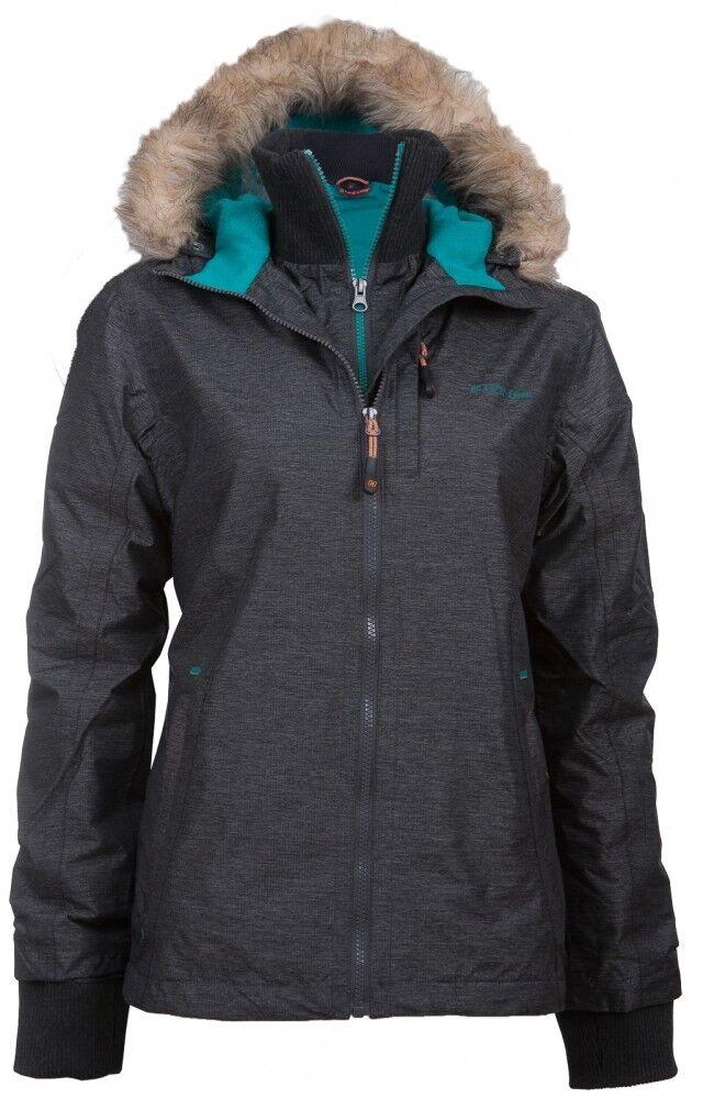 Life-Line Aurora Donna Invernale Giacca Giacca di transizione giacca gilet integrato UVP 140