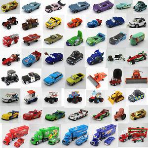 Disney-Pixar-Diecast-McQueen-Hauler-Mack-Truck-Metal-Model-Car-Kid-Toy1-55-New