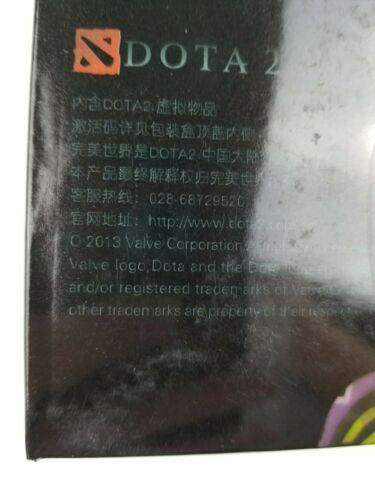environ 7.62 cm avec 1 Accessoires Dota 2 PVC Figure sans visage Vide Neuf 2013 3 in