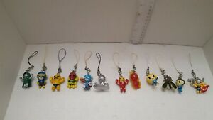 Marvel-Comic-Super-Heros-Collectible-Figure-Key-Chain-Jouet-Neuf-Lot-de-12