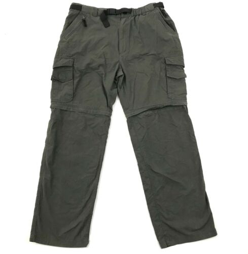 Convertible Pants Belted Off Hybrid Zip Dry Bc Quick vq1Fwvd