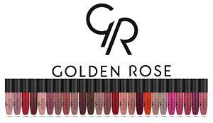 GOLDEN-ROSE-LONGSTAY-LIQUID-MATTE-LIPSTICK-in-boxes-Please-Choose-Shade