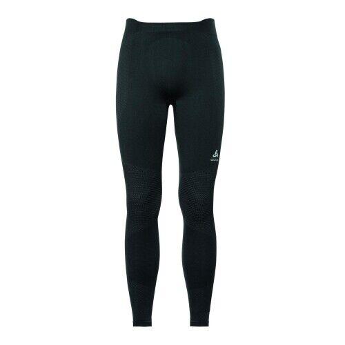 Odlo Performance Warm SUW Bottom Pant men Funktionsunterhose Herren grau Outdoor
