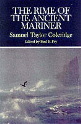The Rime of the Ancient Mariner (Case Studies in Contemporary Criticism) by Fry