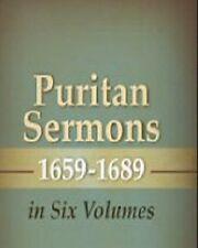 Puritan Sermons In 6 Volumes THE MORNING EXERCISES  NICHOLS ED