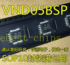 1PCS VND05BSP RELAY SSR ISO HISIDE 10POWERSOIC VND05 05B